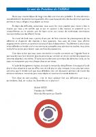 Edito Haute-Loire